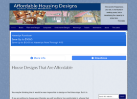 affordablehousingdesigns.com