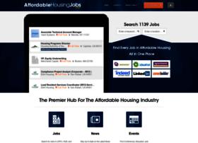 affordablehousingjobs.com