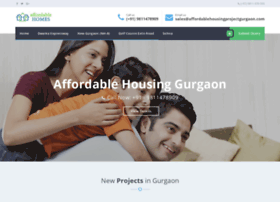 affordablehousingprojectgurgaon.com