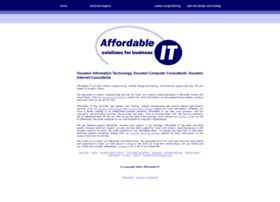affordableit.com