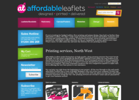 affordableleaflets.co.uk