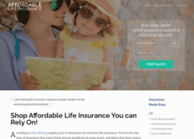 affordablelifeinsurance.com