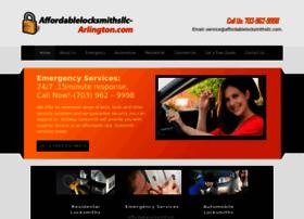 affordablelocksmithsllc-arlington.com