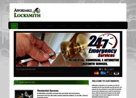 affordablelocksmithsllc.net