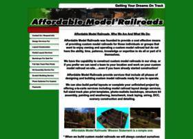 affordablemodelrailroads.com
