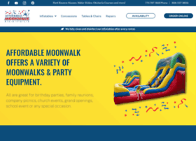 affordablemoonwalk.com