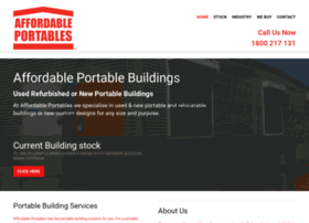 affordableportable.com.au