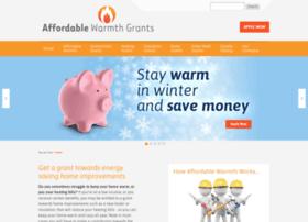 affordablewarmthgrants.co.uk
