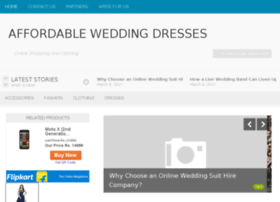 affordableweddingdresses.net