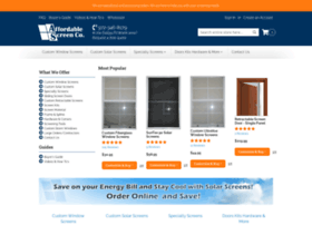 affordablewindowscreens.com