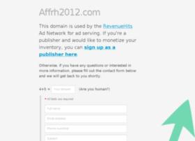 affrh2012.com