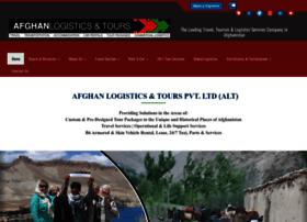 afghanlogisticstours.com