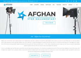 afghanstardocumentary.com