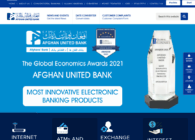 afghanunitedbank.com