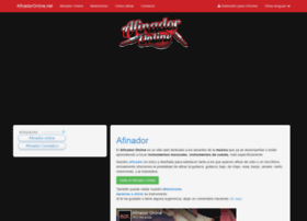 afinadoronline.net