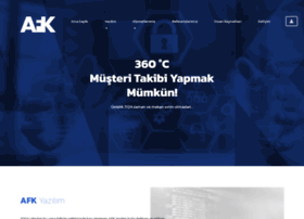 afkyazilim.com.tr