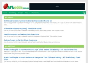 aflodds.com.au