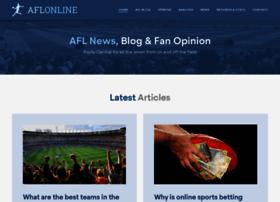 aflonline.com.au
