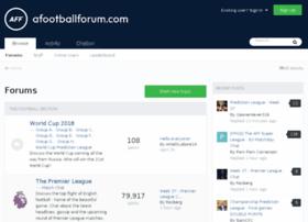 afootballforum.com