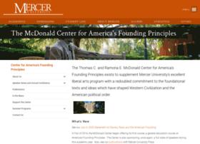 afp.mercer.edu