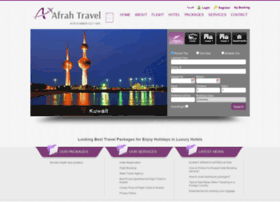 afrahtravel.com