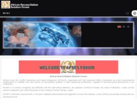 afresforum.org