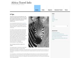 africa-travelinfo.co.za