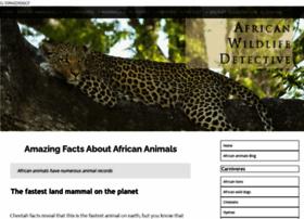 africa-wildlife-detective.com