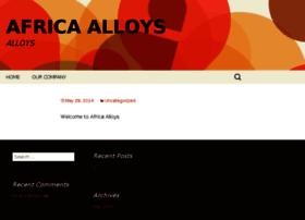 africaalloys.com