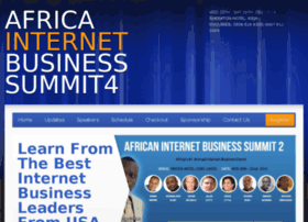 africainternetbusinesssummit.com