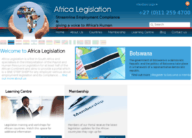africalegislation.com