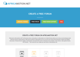 africamotion.net