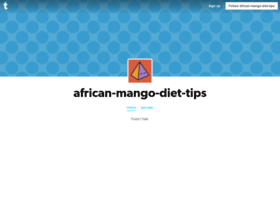african-mango-diet-tips.tumblr.com
