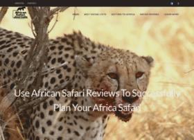 African-safari-journals.com