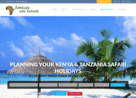 africanarksafaris.com