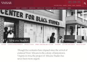 africanastudies.vassar.edu