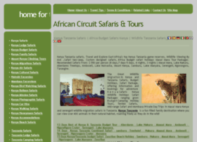 africancircuitsafaris.com