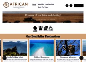 africanfusiontravel.com