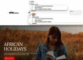 africanholidaysafaris.com