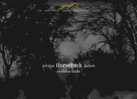 africanhorseback.com