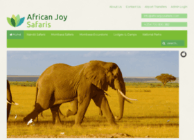 africanjoysafaris.com