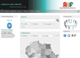 africanlawlibrary.net