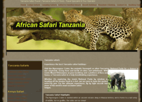 africansafaritanzania.com