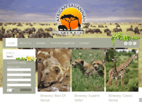 africansavannahsafaris.com
