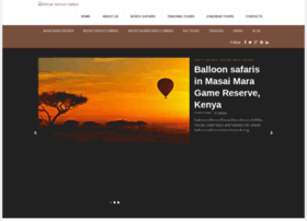 africansermonsafaris.com