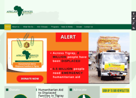 africanservices.org