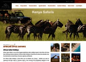 africanspicesafaris.com