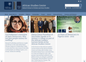africanstudies.ox.ac.uk