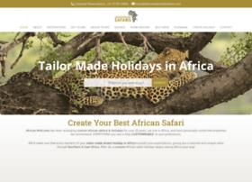 africanwelcomesafaris.com
