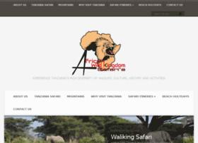 africanwildkingdomsafaris.com